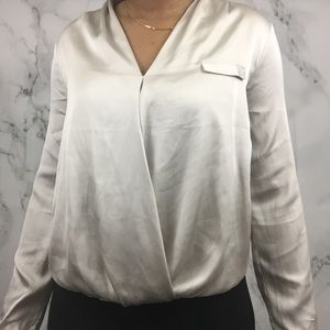 Forever21 Contemporary Blouse